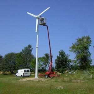 väike tuulegeneraator